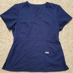 Grey's Anatomy Tops - 2/$15 Grey's  Anatomy Scrub Top